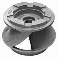 Pump impeller for Sarlin S2 pump