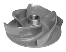 Pump impeller  FLYGT