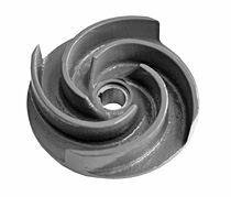 Pump impeller PUMPEX