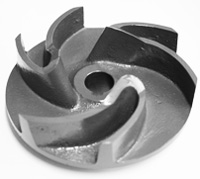 Pump impeller STRATE