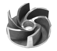 Pump impeller Robot