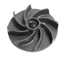 Pump impeller HOMA